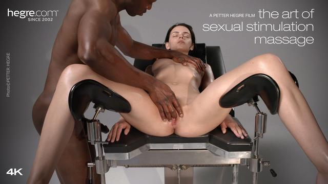 The Art of Sexual Stimulation Massage