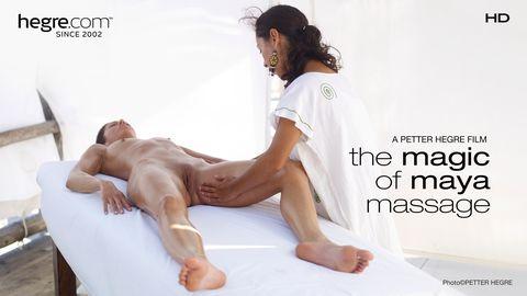 The Magic of Maya Massage
