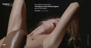 The physics of the female orgasm
