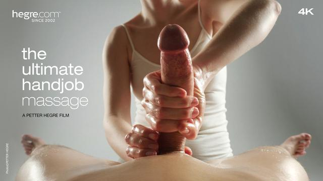 The Ultimate Handjob Massage