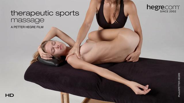 Therapeutic Sports Massage