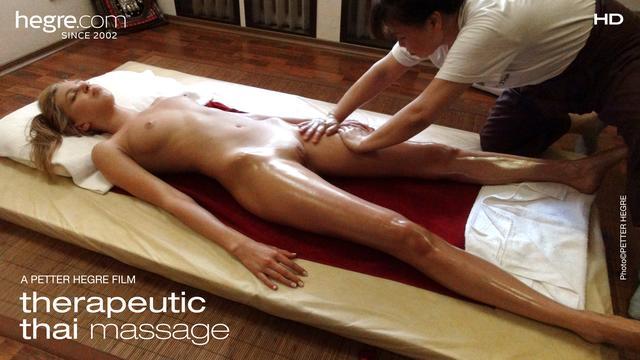 Therapeutic Thai Massage