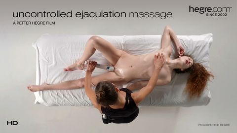 Uncontrolled Ejaculation Massage