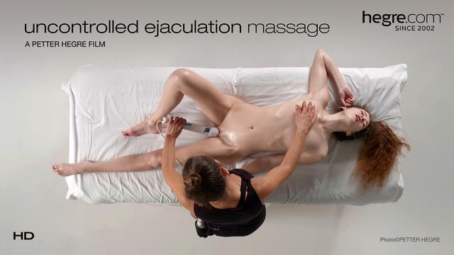 Uncontrolled Ejaculation Massage