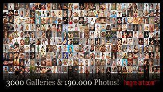 3000 Galleries on Hegre.com!