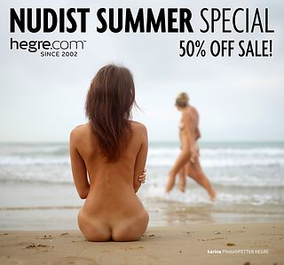 50% OFF Nudist Summer Sale: Full Body Meditation
