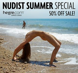 50% OFF Nudist Summer Sale: Let Your Prana Rise