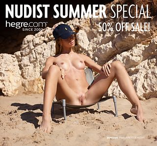 50% OFF Nudist Summer Sale: Natural Aphrodisiac