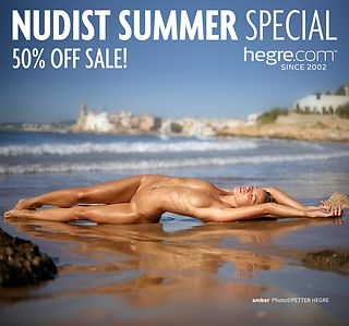 50% OFF Nudist Summer Sale: The Body Flexible