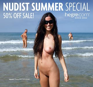 50% OFF Nudist Summer Sale: The Nudist Way