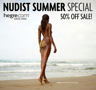 50% OFF Nudist Summer Sale: Total Release