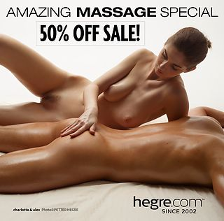 50% OFF Sale: The Magic of Massage