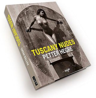 Announcing Petter Hegre's New Book – Tuscany Nudes