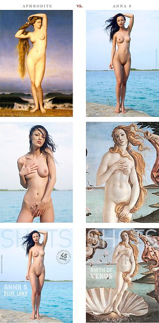 Aphrodite Vs Anna S