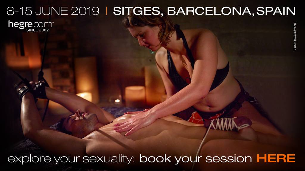 Bara will be back at our Sitges Temple!