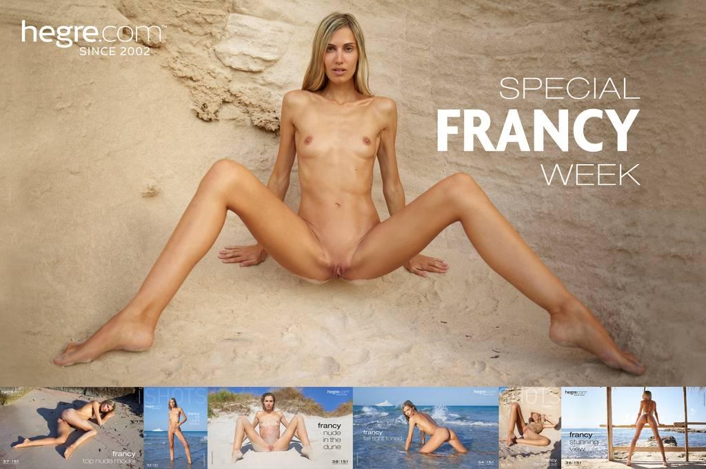 Celebrating Francy, La Donna Alta!