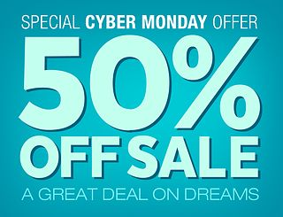 Cyber Monday 50% OFF Special: Live Your Digital Dreams