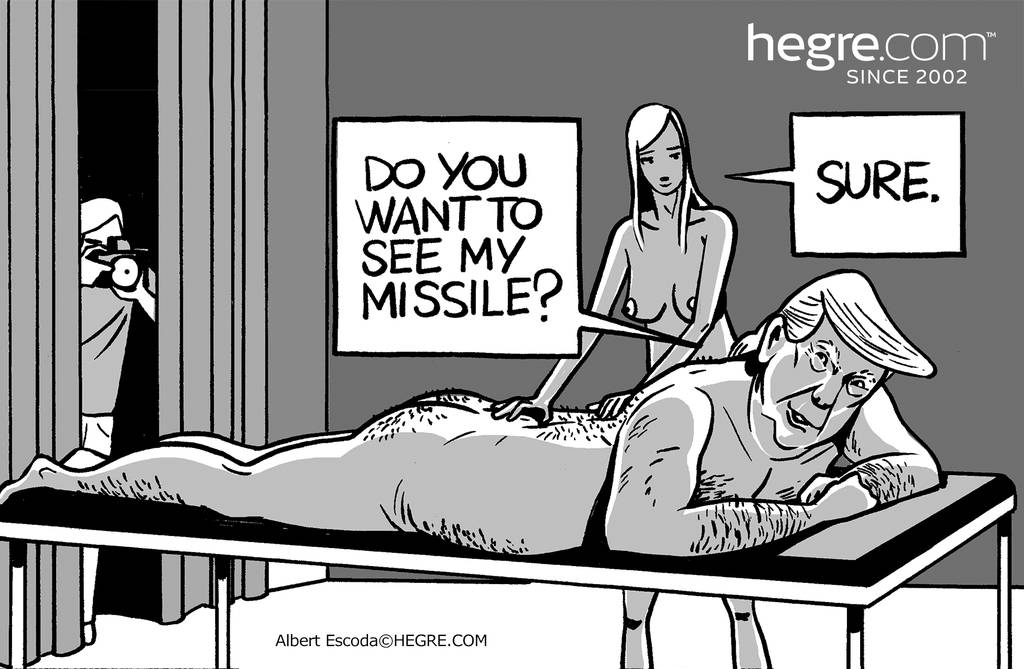 Dark Side of Hegre #129: Missile Launch