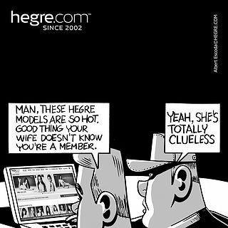 Dark Side of Hegre #28: Your wife might know Hegre better than you think!
