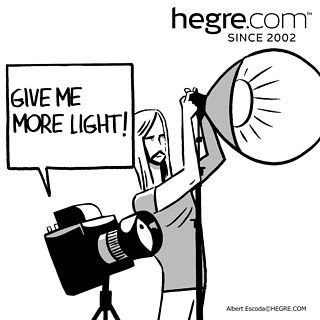 Dark Side of Hegre #40: Light on the set is great, unless you're a…