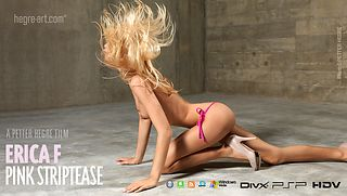 Erica F Rosa Striptease