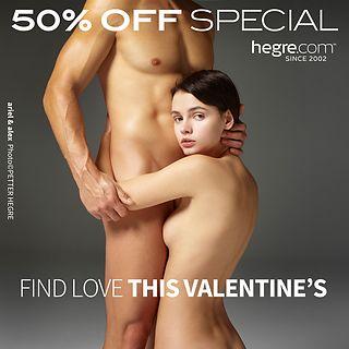 Verlieben Sie sich... an diesem Valentinstag