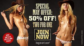 Hegre.com Special May Offer