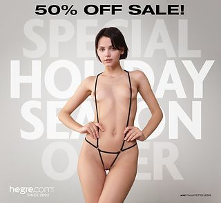 Holiday Season 50% OFF Sale: Gift Yourself Perfection