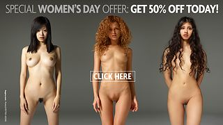 International Women's Day Sale - 50% OFF on All Memberships!