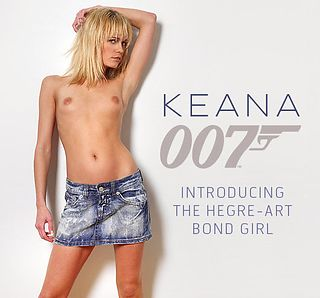 Introducing the Hegre.com Bond Girl!