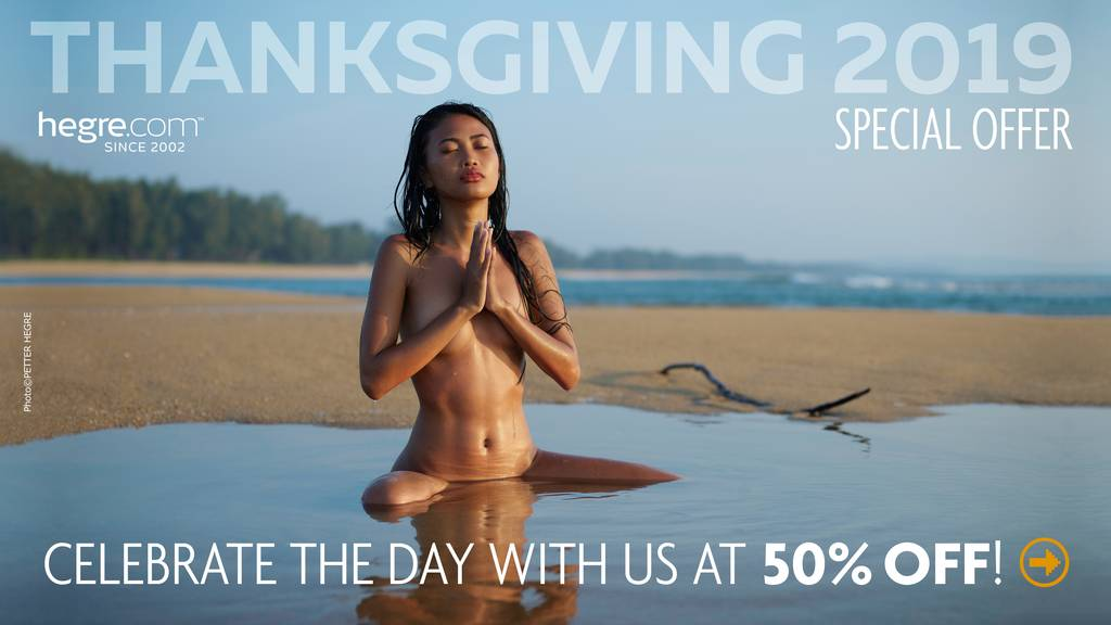 Let us give thanks with a special offer!