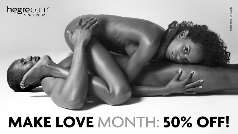 MAKE LOVE Month! Get 50% OFF on ALL Memberships!