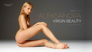 New Hegre.com model Aleksandra