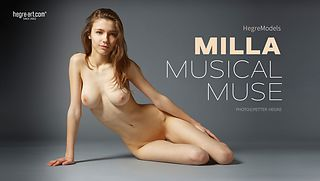 New Hegre.com model Milla