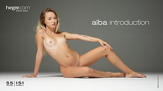 New Hegre.com model Alba!