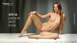 New Hegre.com model Elina