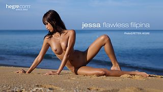 New Hegre.com model Jessa