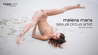 New Hegre.com model Melena Maria