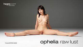 New Hegre.com model Ophelia