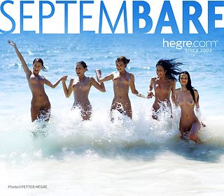 SeptemBARE… Do you want to be this happy?
