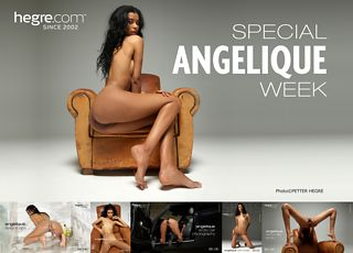 Special Angelique Week!
