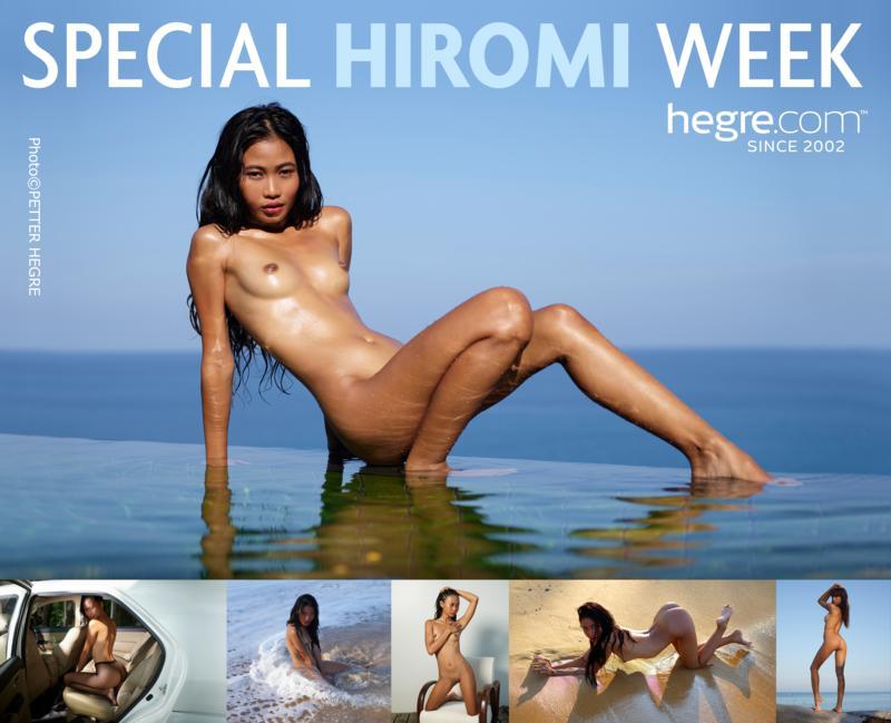 Special Hiromi Week!