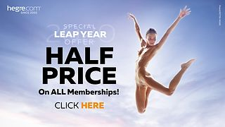 Special Leap Year 50% OFF Offer!