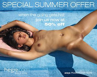 Special summer offer - 50% Off All Memberships!