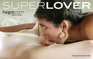 SUPER LOVER: Was your mouth designed for this…?