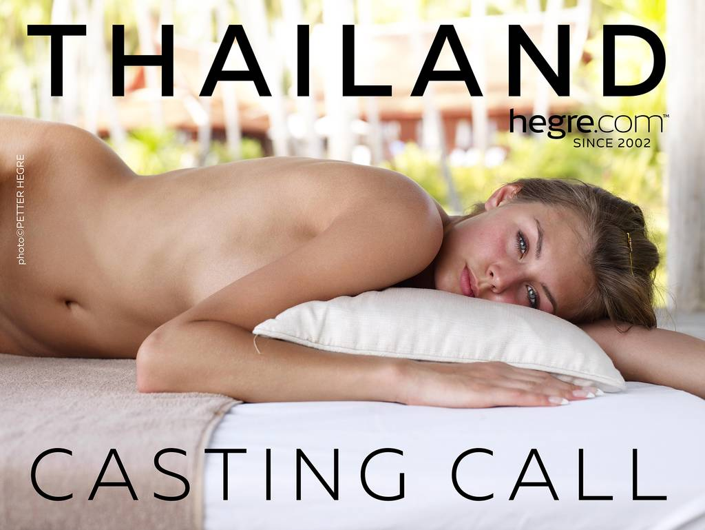 Thailand Casting Call!!
