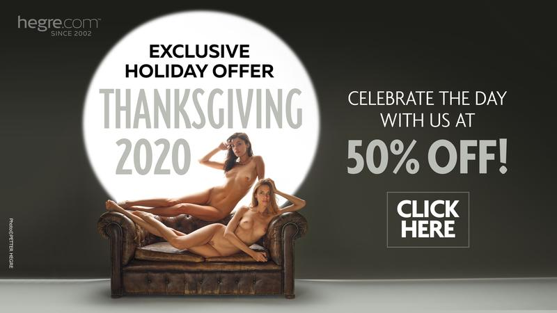 Thanksgiving 2020 - Celebrate the day with us at 50% OFF!