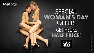 Woman's day - 50% OFF!