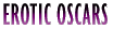 Logo of Erotic Oscars, London