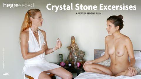 Crystal Stone Excersises